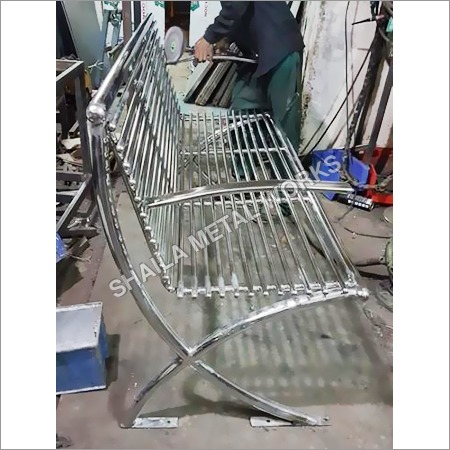 Steel Garden Seating Chair