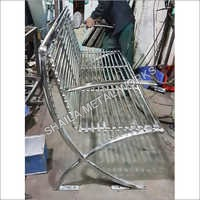 Steel Garden Seating Chair