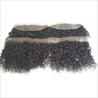 Raw Curly Hair Frontal 13x4