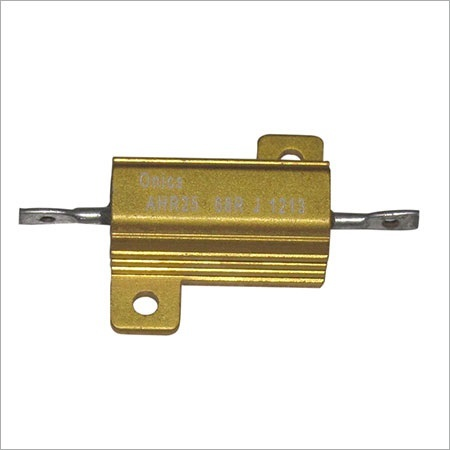 Aluminium Housed Resistor