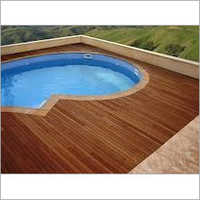 Cumaro Wood Deck