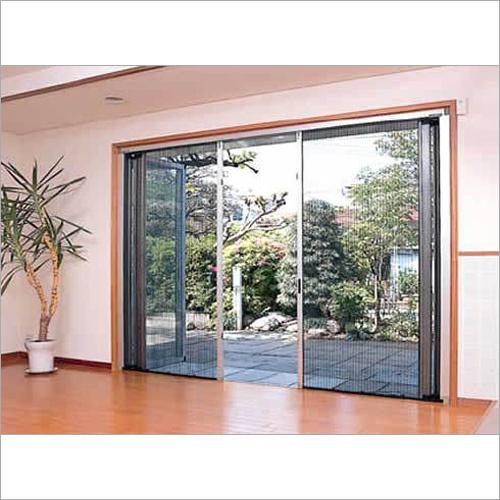 Mesh Window Interior Blinds