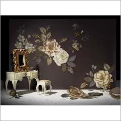 Decorative Interior Wallpaper