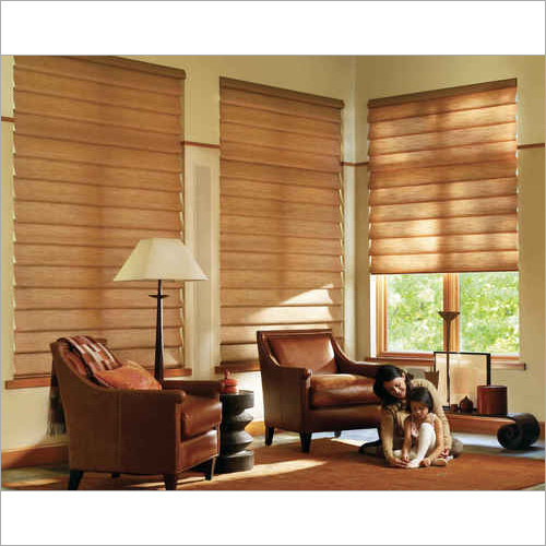 Designer Roman Blinds