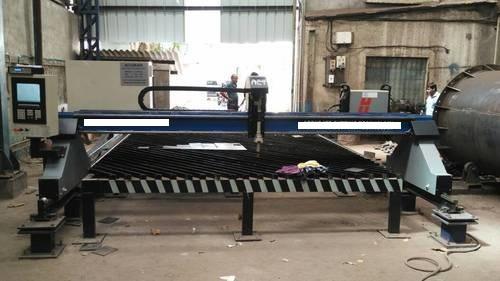 CNC Oxy Fuel cutting machine