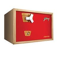 Godrej Safe- PREMIUM Coffer V1 Red
