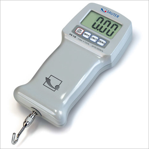 Robust Push/Pull Force Gauge