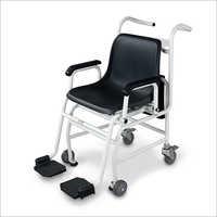 Black Chair Scale
