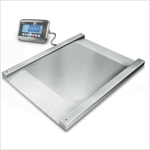 Laundry Cart Scale