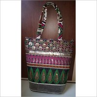 Embroidery Ladies Hand Bags