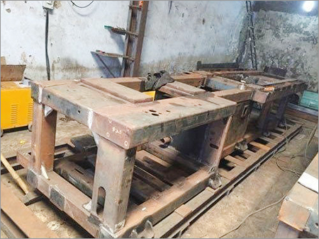 Machine Base Frame Fabrication