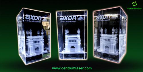 3D Laser Engraving in Mumbai
