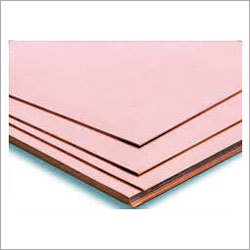 Plain Copper Sheet