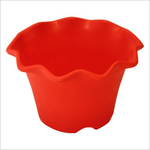 Clay Plastic Flower Pot