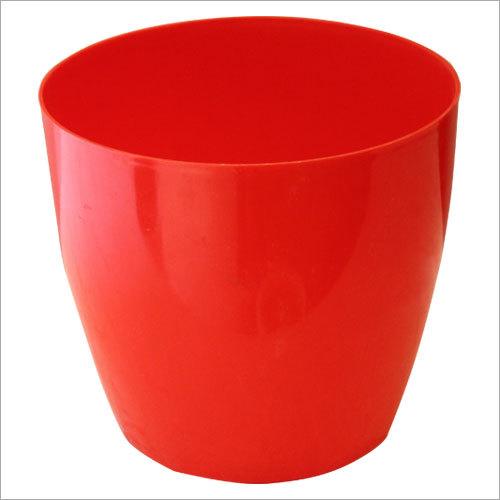 Plastic Round Flower Pot