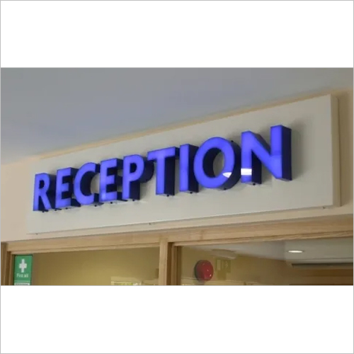 Plastic LED Letter Boards