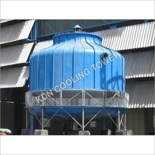 FRP Draft Round Cooling Tower