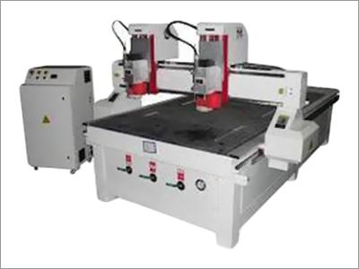 Double Head CNC Router Machine