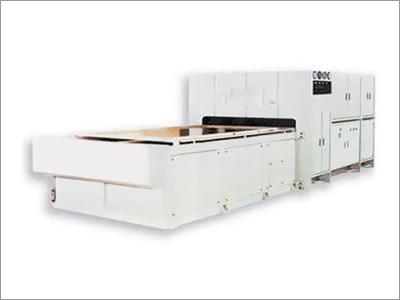 PVC Vacuum Membrane Press Machine