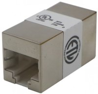 Cat5e FTP 180 Degree RJ45 Coupler