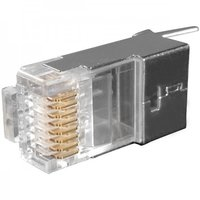 Cat6A Larger Diameter RJ45 Modular Plugs