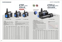 frequency variation pump CTP Series