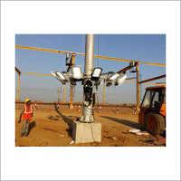 High Mast Wheel Housing System