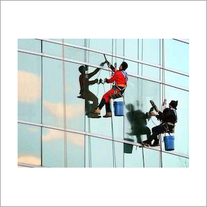 Building Glass Cleaning Service