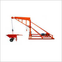 Monkey Hoist Machine