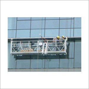 Suspended Platform Rental Services