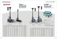 submersible fountain pump CHJ series