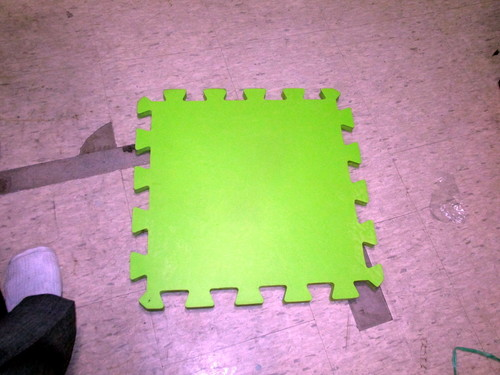 Interlocking Floor Mat