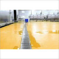 Flow Fresh Antibacterial Resin Flooring