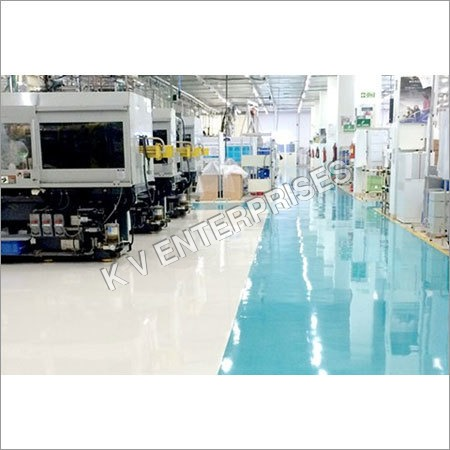 Antistatic Resin Flooring