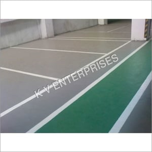 Commercial Floor Finishes