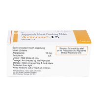 Aripiprazole Mouth Dissolving Tablets