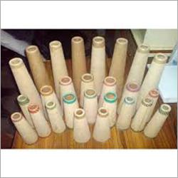 Silk Yarn Cones