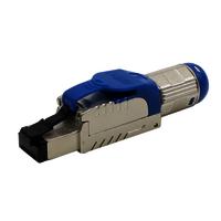 Cat8 FTP Field Termination Plug