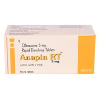 Anapin RT 5Mg Tablet