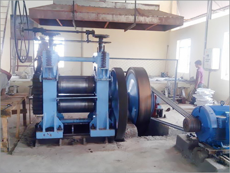 Aluminium Hot Rolling Mill Machine