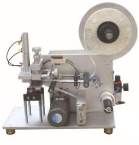 Labeling machine MT-60, Flat Bottle Labeling Machine
