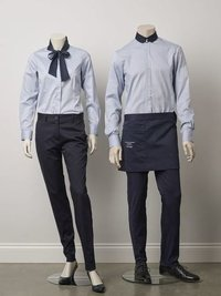 Hotel waiter uniforms