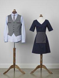 Hotel waiter uniforms