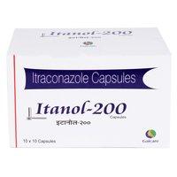 Itanol 200 Capsule