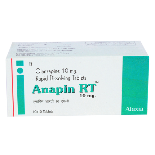Anapin RT 10Mg Tablet