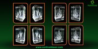 3d innovation pictures Crystal Cubes