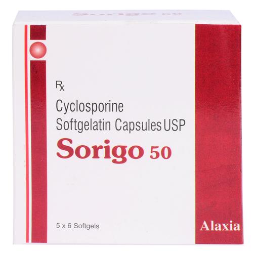 Sarigo-50 Capsule