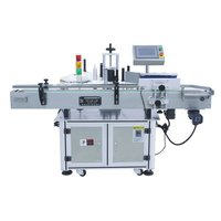 Sticker Labeling Machine fully automatic