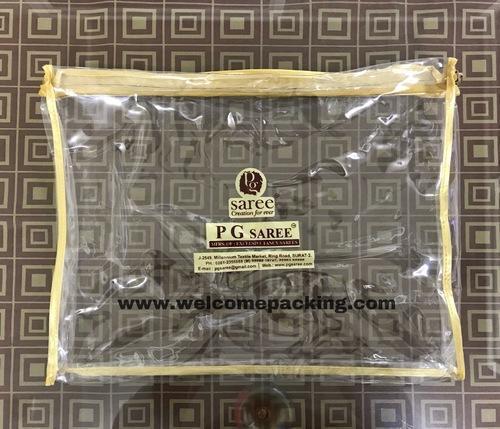 Printed Saree Bag