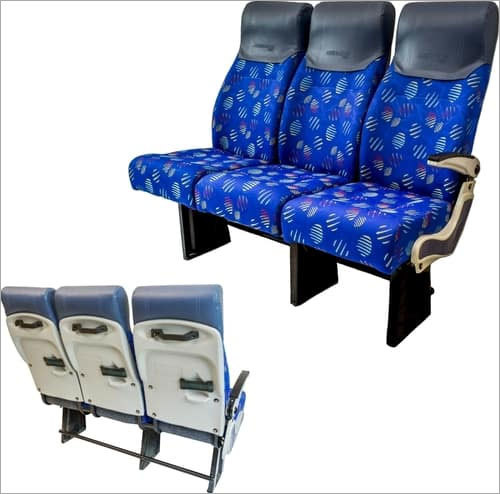 Mahindra Tourist Bus Seats